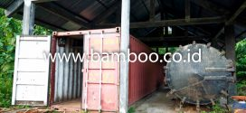 Bamboo and wood treatment facility