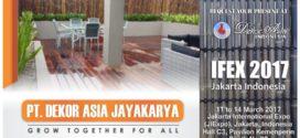 IFEX Jakarta Indonesia 2017