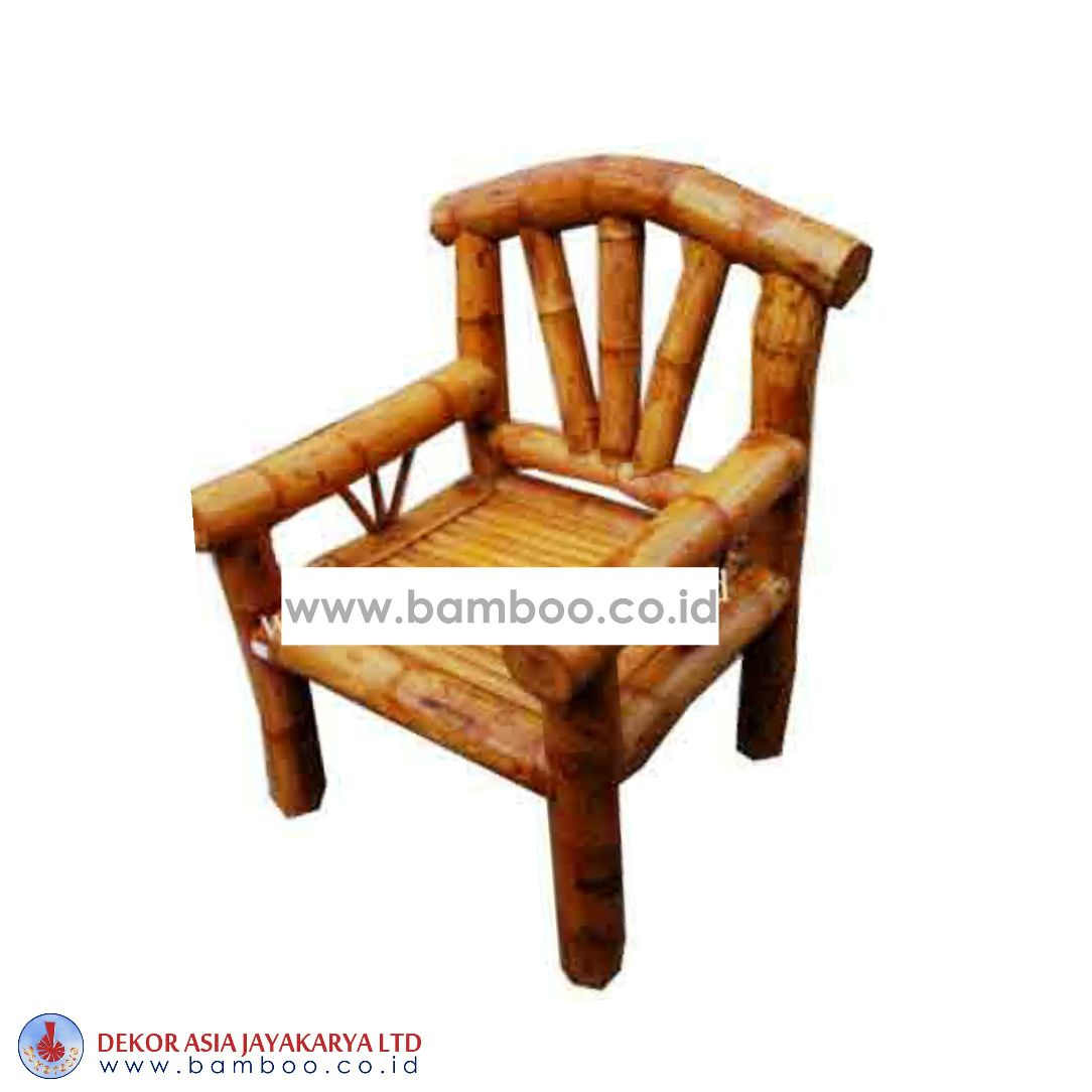 BAMBOO ARM CHAIR MADE OUT OF BIG NATURAL BAMBOO, BAMBOO FURNITURE, FURNITURE
