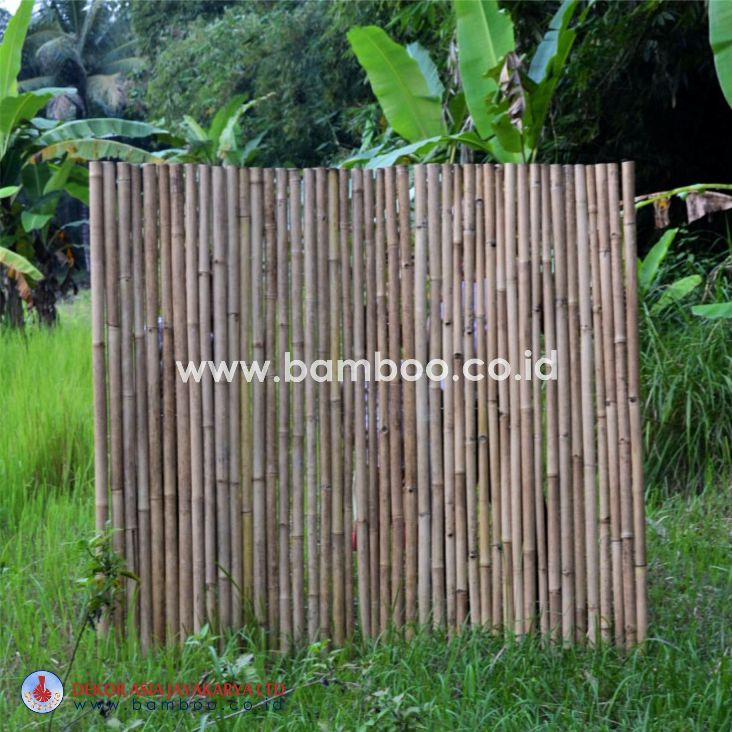 Bamboo Full Raft Panel