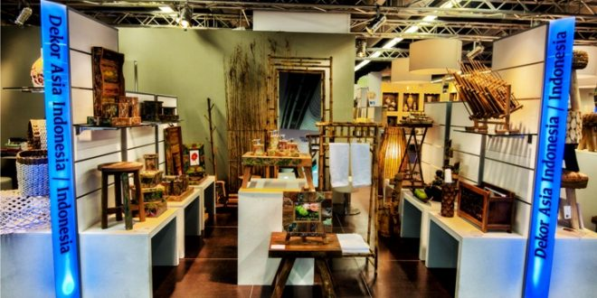 EXHIBITING AT AMBIENTE TRADE SHOW FRANKFURT GERMANY 13-17 FEB 2015