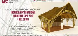 INDONESIA INTERNATIONAL FURNITURE EXPO 2018 – 9-12 March 2018